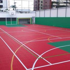 Quadra de Futsal Outdoor