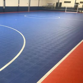 Quadra de Futsal Indoor