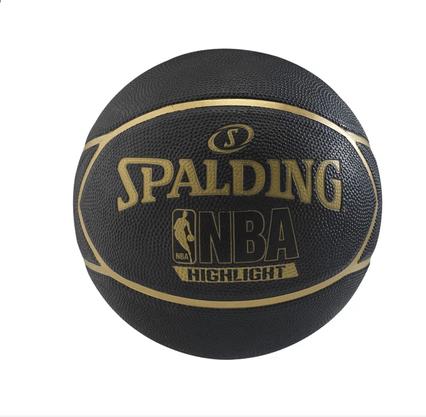 Bola de Basquete - Spalding Highligth - Dourada