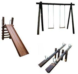 Combo Playground de Tora 2