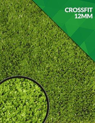 Grama Sintética - Crossfit 12mm - m²