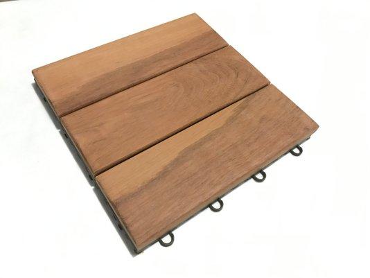 Deck de madeira ( 3 réguas)
