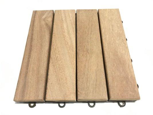 Deck de madeira ( 4 réguas)