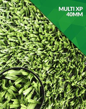 Grama Sintética - Fibrilada 40mm - m²