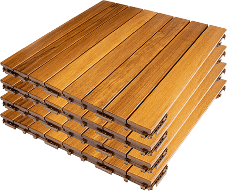 FlexDeck® - Ibiza - Quartzo - Caixa com 4 unidades - 0,81m²