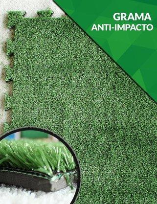 Grama Anti-Impacto - m²