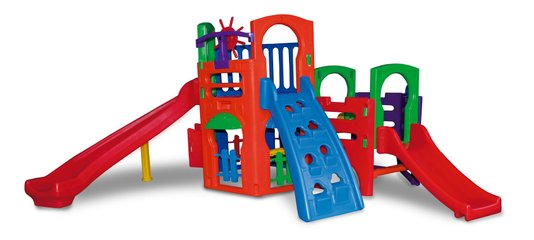 Playground - Multiplay house