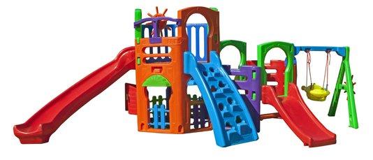 Playground - Multiplay House C/Kit Fly