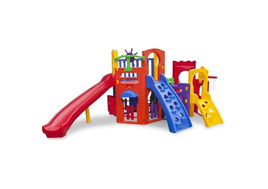 Playground - Multiplay Petit + Play House