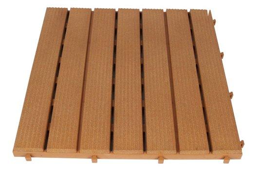 Piso Modular Deck Colors ( Imita Madeira) m² 50x50