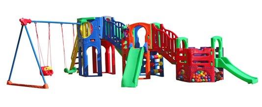 Playground - Polaris fly