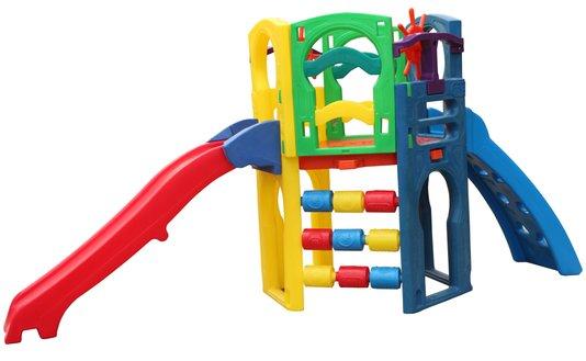 Playground - Premium prata