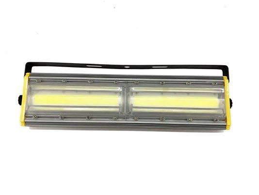 Refletor Led Modelo Flood light Linear 200w IP68 Duplo Um Módulo Direcionável (Tecnologia Militar)