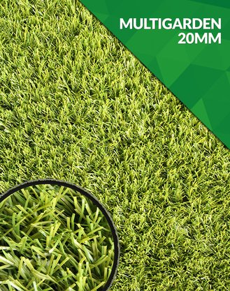 Grama Sintética - Multigarden 20mm