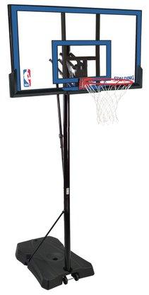 Tabela de Basquete Spalding - NBA 48 - Suporte e Base