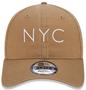 BONÉ 9FORTY NEW YORK CITY NYC - ABA CURVA