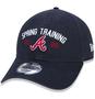 BONÉ 9TWENTY MLB ATLANTA BRAVES SPRING TRAINING - ABA CURVA