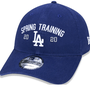 BONÉ 9TWENTY MLB LOS ANGELES DODGERS SPRING TRAINING - ABA CURVA