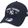 BONÉ 9TWENTY MLB NEW YORK YANKEES SPRING TRAINING - ABA CURVA